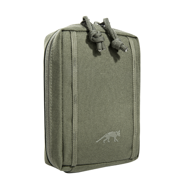15 x 15 x 6 cm Tasmanian Tiger TT TAC Pouch 5.1 Bolsillo Adicional para Mochilas Compatible con Sistema Molle para EDC Herramientas o peque/ños botiquines